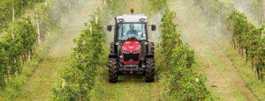 traktor MF 3700