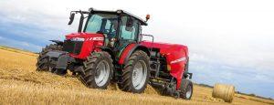 traktor MF GLOBAL DYNA4