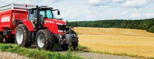 traktor MF 7700 S