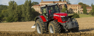 traktor MF 8700 S