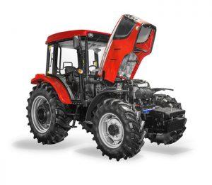 traktor 8100