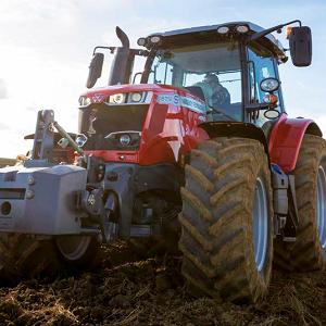 traktor MF 6700 S