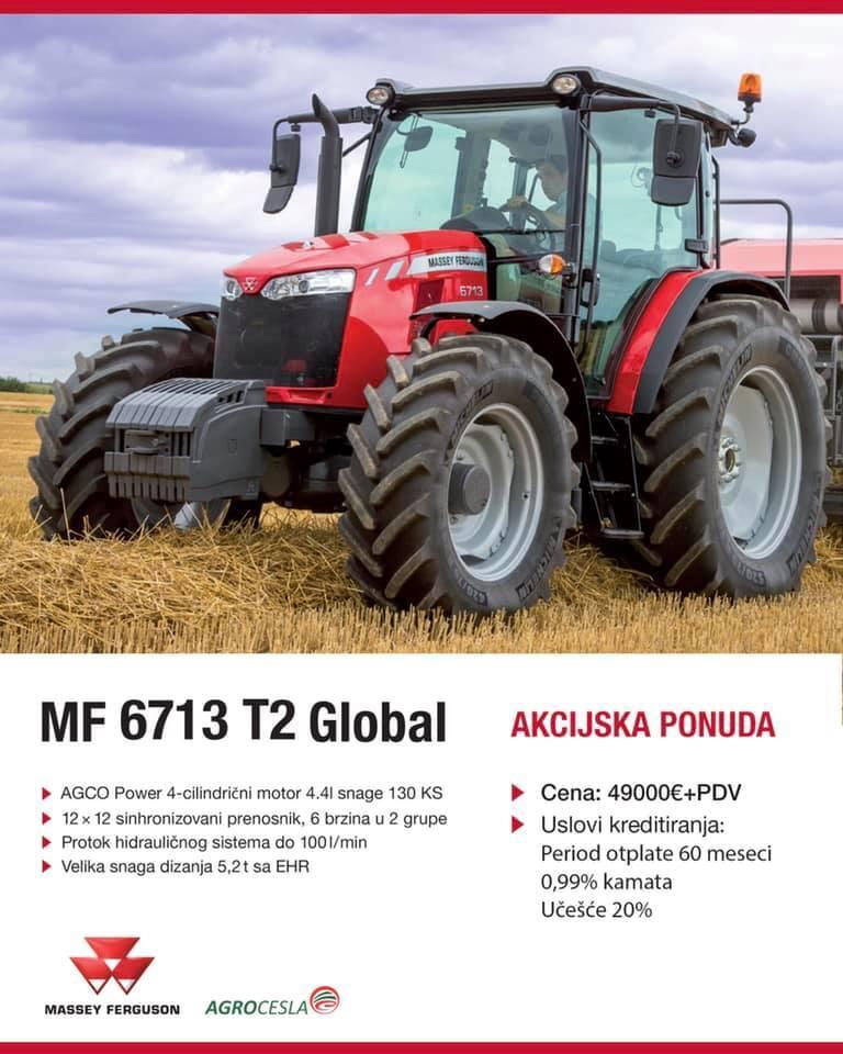 MF 6713 TV Global